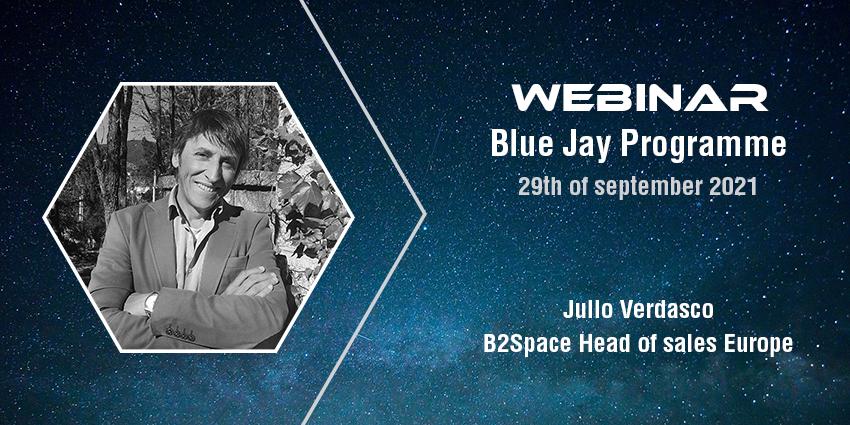 Webinar Blue Jay Programme